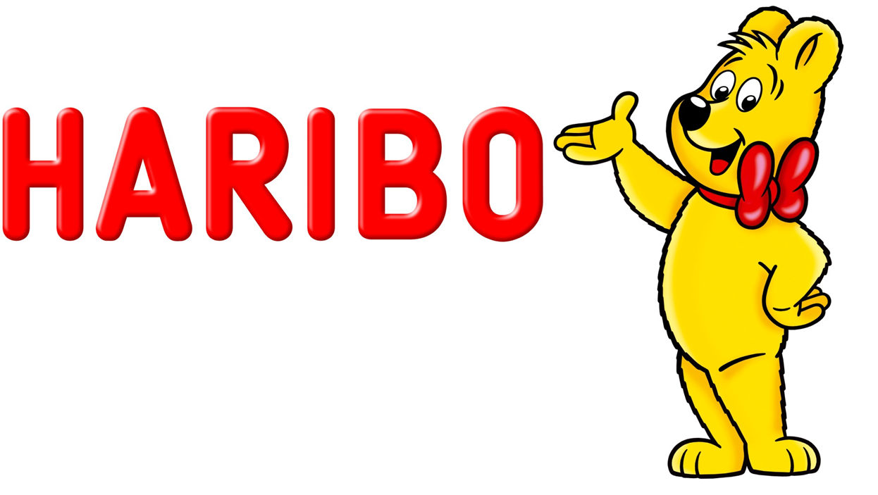 Haribo logo + Karu koos – Rull-iluuisuklubi Fox