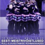 Eesti MV rull-iluuisutamise rühmakavades!