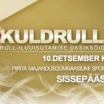 Üksiksõiduvõistlus KuldRull2017 10. detsembril - TULEMUSED!