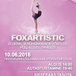 Foxartistic IX üksik- ja rühmakavade võistlus!